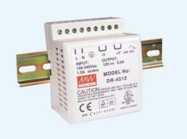 Tápegység Mean Well DR-4512 45W/12V/3,5A