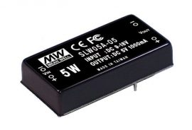 Tápegység Mean Well SLW05B-05 5W/5V/1000mA
