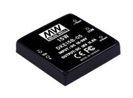 Tápegység Mean Well DKE15C-15 15W/15V/500mA
