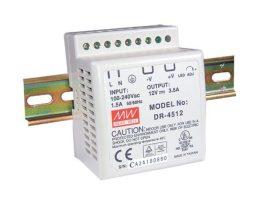 Tápegység Mean Well DR-4505 45W/5V/0-5A