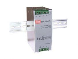 Tápegység Mean Well DR-75-24 75W/24V/0-3,2A