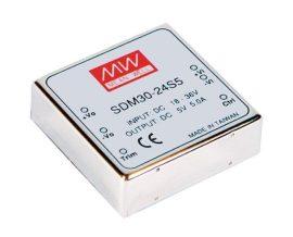 Tápegység Mean Well SDM30-12S5 30W/5V/5A