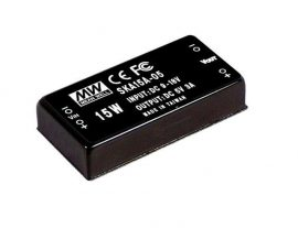 Tápegység Mean Well SKA15C-033 15W/3,3V/3000mA
