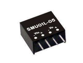 Tápegység Mean Well SMU01L-05 1W/5V/200mA