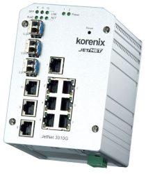 Korenix JetNet 3010G