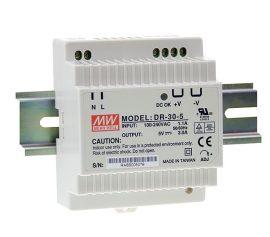Tápegység Mean Well DR-30-24 30W/24V/0-1,5A