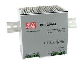 Tápegység Mean Well DRT-240-24 240W/24V/0-10A