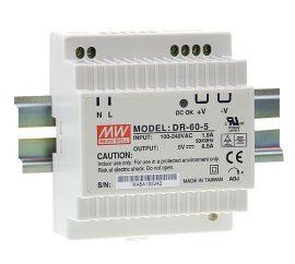 Tápegység Mean Well DR-60-12 60W/12V/0-4,5A