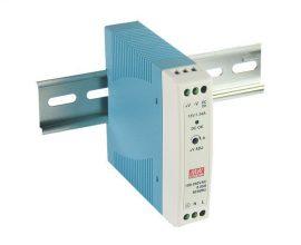 Tápegység Mean Well MDR-20-15 20W/15V/0-