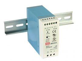 Tápegység Mean Well MDR-60-24 60W/24V/0-