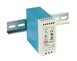 Tápegység Mean Well MDR-40-48 40W/48V/0-