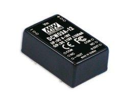 Tápegység Mean Well DCW03C-12 3W/12V/125mA