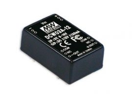 Tápegység Mean Well DCW03C-15 3W/15V/100mA