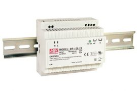 Tápegység Mean Well DR-100-24 100W/24V/0-4,2A