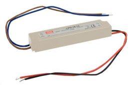 Tápegység Mean Well LPH-18-24 18W/24V/0-0,75A