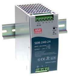 Tápegység Mean Well SDR-240-24 240W/24V/0-10A