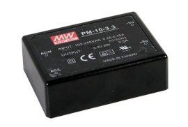 Tápegység Mean Well PM-10-15 10W/15V/0-0,67A