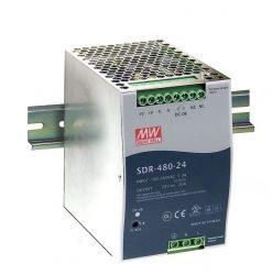 Tápegység Mean Well SDR-480-24 480W/24V/0-20A