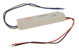 Tápegység Mean Well LPH-18-36 18W/36V/0-0,5A