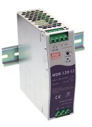 Tápegység Mean Well WDR-120-24 120W/24V/0-5A