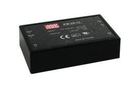 Tápegység Mean Well PM-20-15 20W/15V/0-1,4A