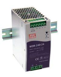 Tápegység Mean Well WDR-240-24 240W/24V/0-10A