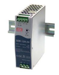 Tápegység Mean Well SDR-120-24 120W/24V/0-5A