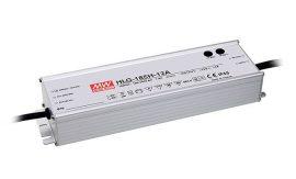 LED tápegység Mean Well HLG-185H-12B 185W/12V/0-13A
