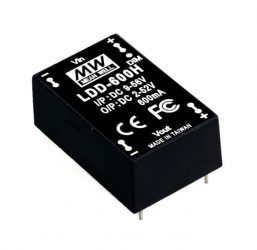LED tápegység Mean Well LDD-1000H