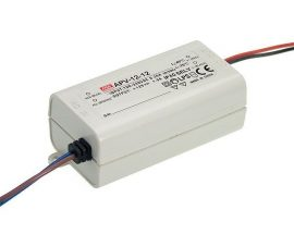 LED tápegység Mean Well APV-12-24