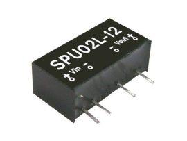 Tápegység Mean Well SPU02M-12 2W/12V/167mA