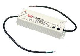 LED tápegység Mean Well HLG-80H-12B 80W/12V/0-5A