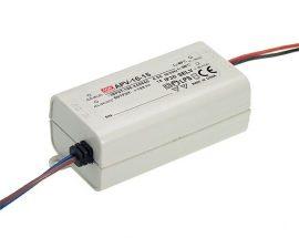 LED tápegység Mean Well APV-16-5