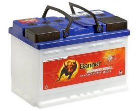 Banner Energy Bull 115 Ah/12V