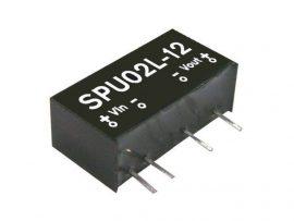 Tápegység Mean Well SPU02L-12 2W/12V/167mA