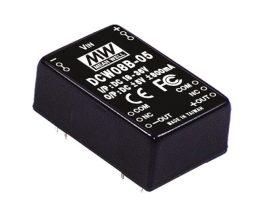 Tápegység Mean Well DCW08C-15 8W/15V/267mA
