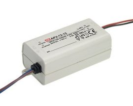 LED tápegység Mean Well APV-12-15