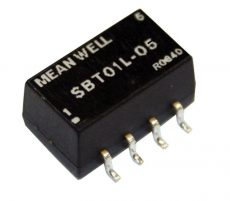 Tápegység Mean Well SBT01M-05 1W/5V/200mA