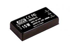 Tápegység Mean Well DKA15C-12 15W/12V/625mA