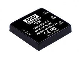 Tápegység Mean Well DKE15C-24 15W/24V/313mA
