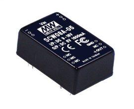 Tápegység Mean Well SCW08A-12 8W/12V/670mA